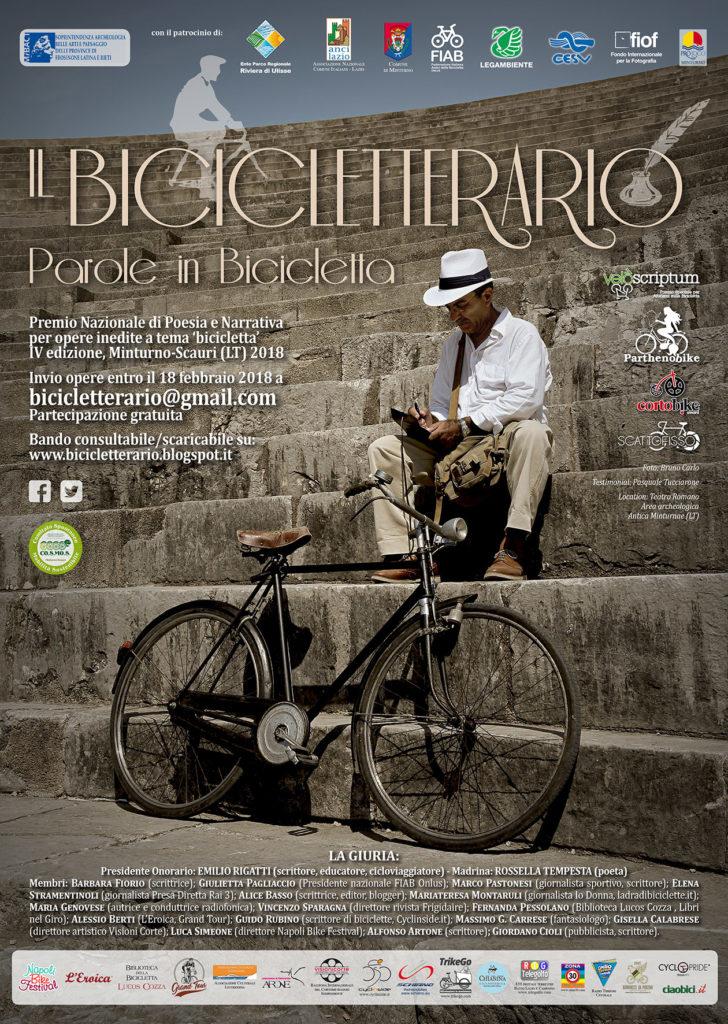Il Bicicletterario Parole In Bicicletta Tracciaitalia